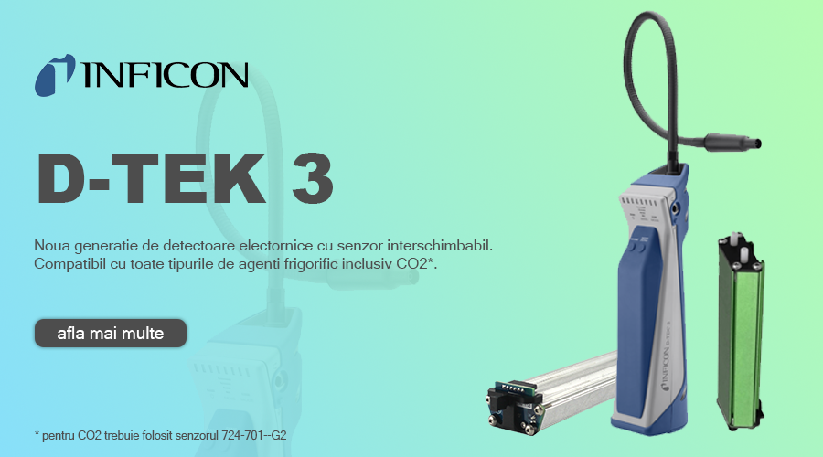 Detector electronic D-Tek 3 - Inficon