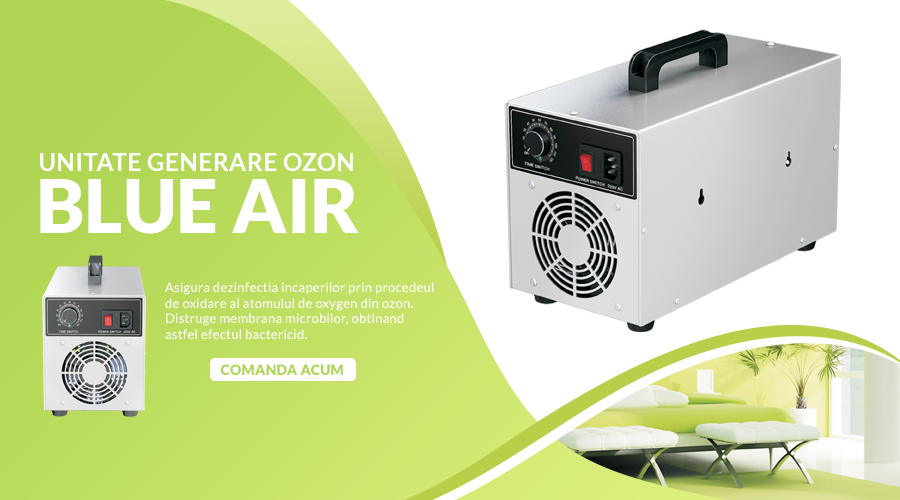 Unitate de generare ozon - BLUE AIR