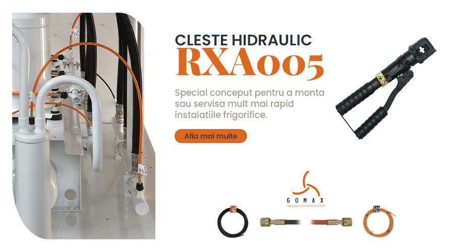 CLESTE PRESARE FURTUN GOMAX - RXA005